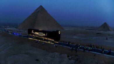 Photo of Átköltöztették az Egyiptomban valaha talált legrégibb és legnagyobb fából készült hajót