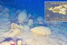 Photo of 2200 éves római hajó roncsaira bukkantak Szicília partjainál
