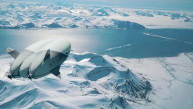 Photo of Először indítanak léghajójáratot az Északi-sarkra