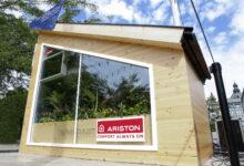 Photo of Formabontó installáció a megújuló energiák népszerűsítésére