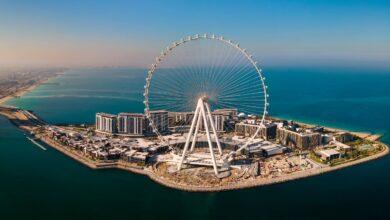 Photo of A világ legnagyobb óriáskerekére lehet felszállni Dubajban