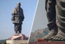 Photo of A világ legmagasabb szobra Indiában