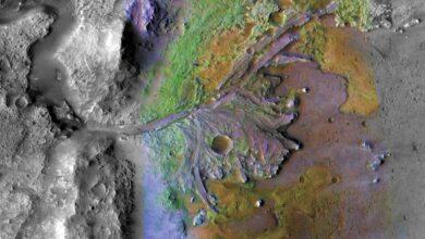 Photo of A NASA marsjáró felvételei megerősítették, hogy a Jezero-kráter egykoron egy nyugodt tó volt