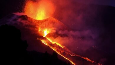 Photo of Már három hete nem csillapodik a vulkán La Palma szigetén – videó