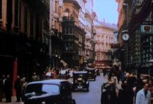 Photo of Utazás a múltba: 1938-ban készült egyedülálló színes kisfilm Budapestről